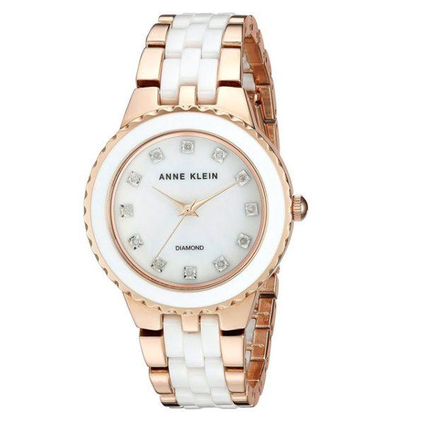 Часы Anne Klein 2712WTRG Diamond Фото 1