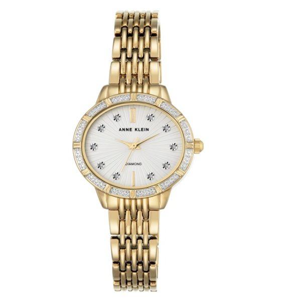 Часы Anne Klein 2782SVGB Diamond Фото 1