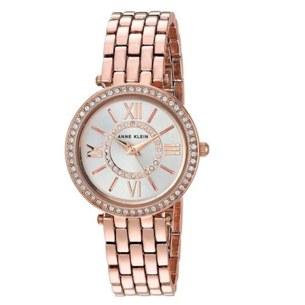 Часы Anne Klein 2966SVRG Crystal Фото 1