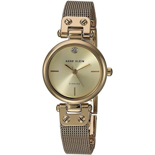 Часы Anne Klein 3002CHGB Diamond Фото 1