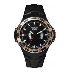 Часы Aviator MIG-29 GMT M.1.01.6.002.4 Фото 1