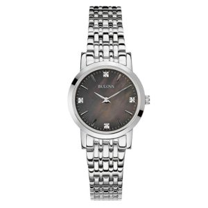 Часы Bulova 96S148 Diamonds Фото 1