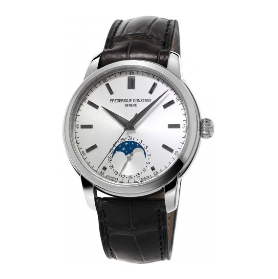 Часы Frederique Constant Classics Moonphase FC-715S4H6 Фото 1