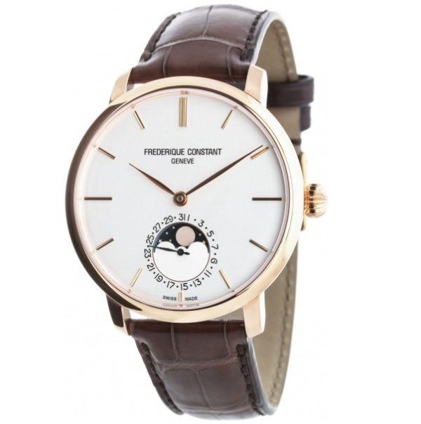 Часы Frederique Constant Slim Line FC-705V4S4 Фото 1