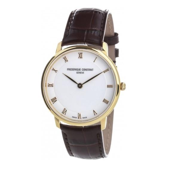 Часы Frederique Constant Slim Line FC-200RS5S35 Фото 1