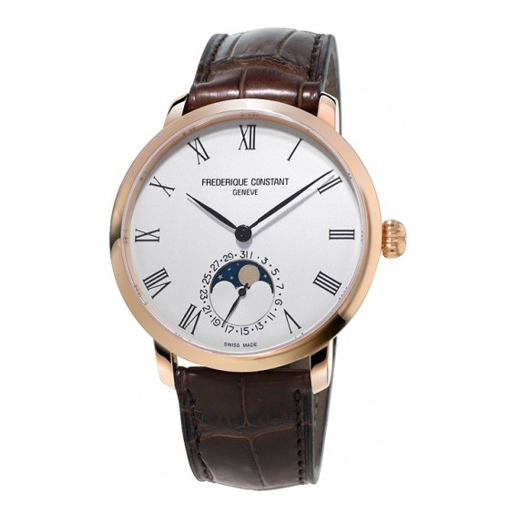 Часы Frederique Constant Slim Line FC-705WR4S4 Фото 1