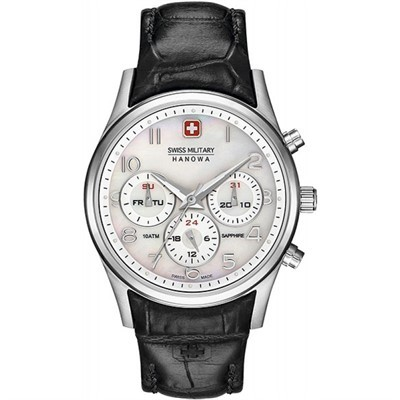 Часы Swiss Military Hanowa 06-6278.04.001.07 Ladies Navalus Multifunction Фото 1