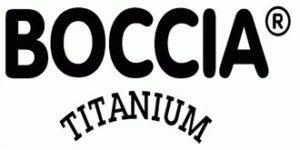 Boccia Titanium логотип