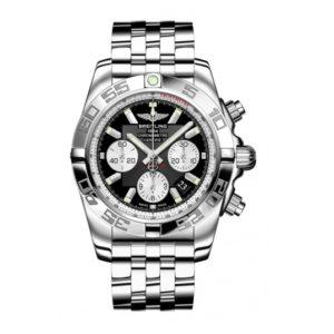 Часы Breitling Chronomat 44 AB011012/B967/375A Фото 1