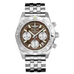 Часы Breitling Chronomat 41 AB014012/Q583/378A Фото 1