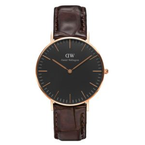 Daniel Wellington DW00100140 Classic Black York Фото 1