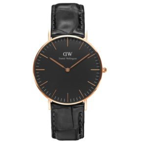 Daniel Wellington DW00100141 Classic Black Reading Фото 1