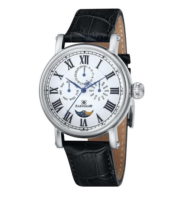 Часы Earnshaw ES-8031-01 Maskelyne Фото 1