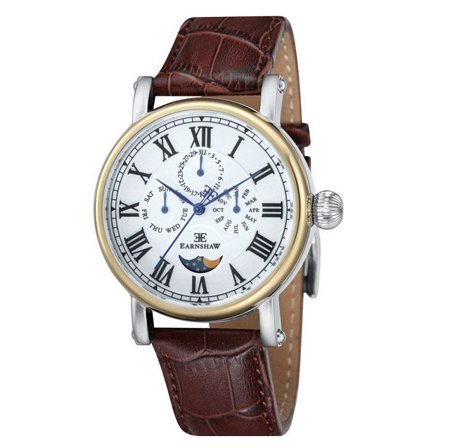 Часы Earnshaw ES-8031-02 Maskelyne Фото 1