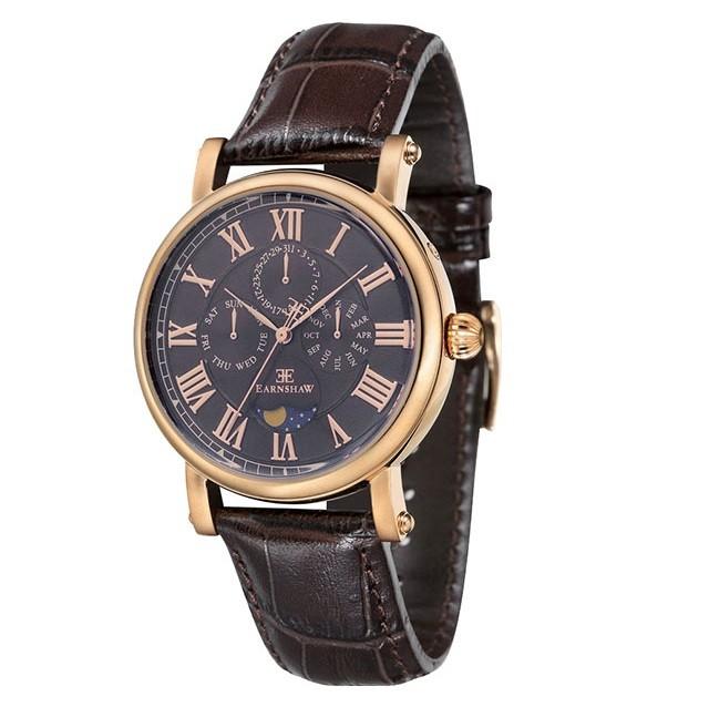 Часы Earnshaw ES-8031-04 Maskelyne Фото 1