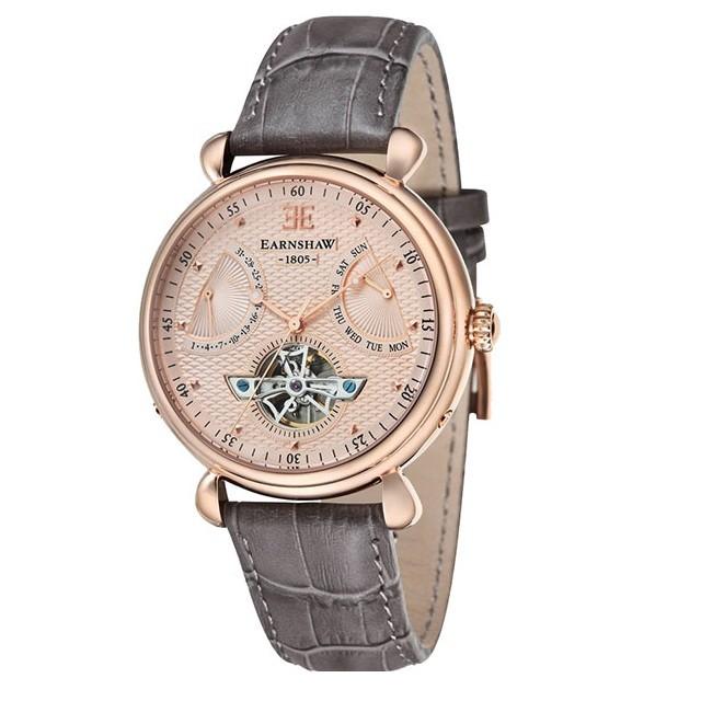 Часы Earnshaw ES-8046-03 Grand Calendar Фото 1