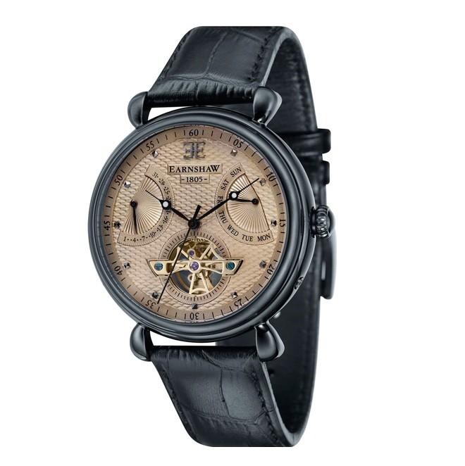 Часы Earnshaw ES-8046-05 Grand Calendar Фото 1
