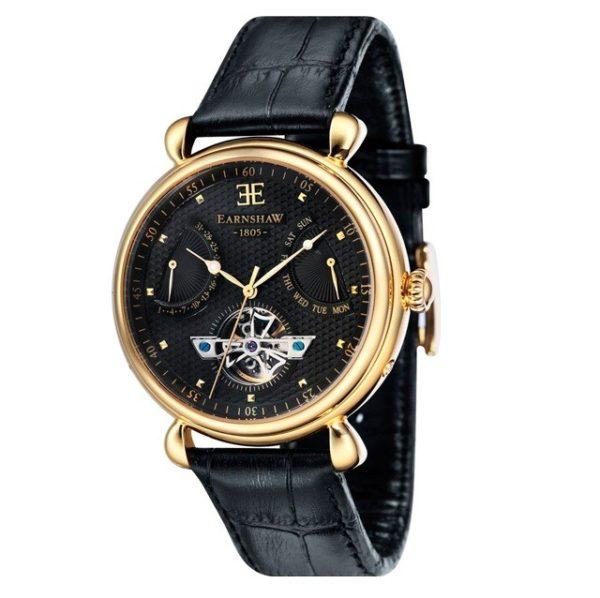 Часы Earnshaw ES-8046-08 Grand Calendar Фото 1