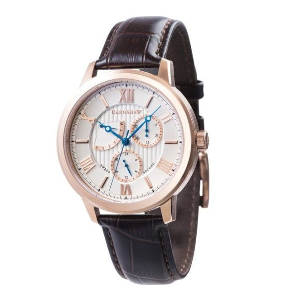 Часы Earnshaw ES-8060-03 Cornwall Фото 1