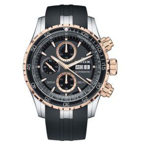 Edox 01123-357RCANBUR Grand Ocean Chronograph Automatic