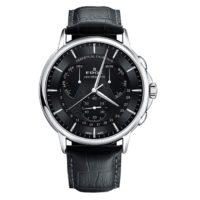 Часы Edox 01602-3NIN Les Bemonts Perpetual Calendar Фото 1