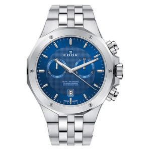 Часы Edox 10110-3MBUIN Delfin Chronograph Фото 1