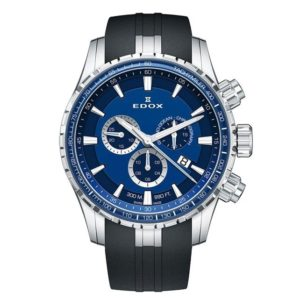 Часы Edox 10226-3BUCABUIN Grand Ocean Chronograph Фото 1