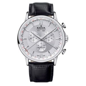 Часы Edox 10501-3AIN Les Bemonts Chronograph Фото 1