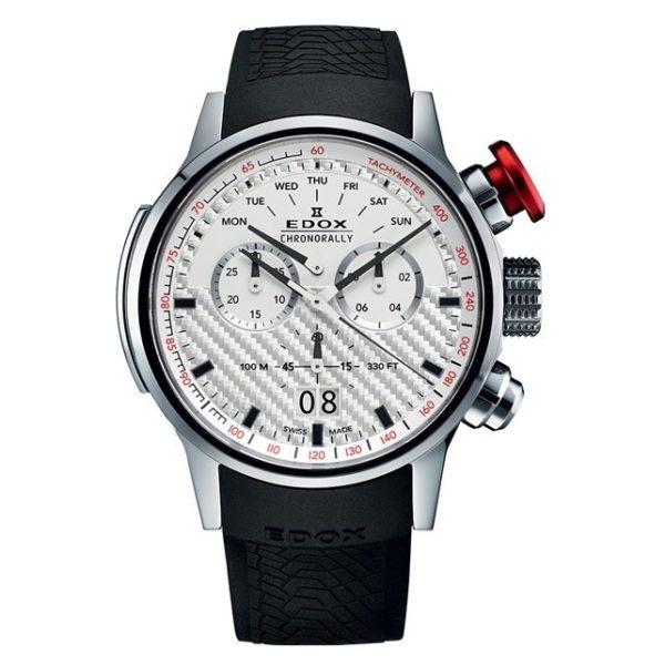 Часы Edox 38001-TINAIN Chronorally Фото 1