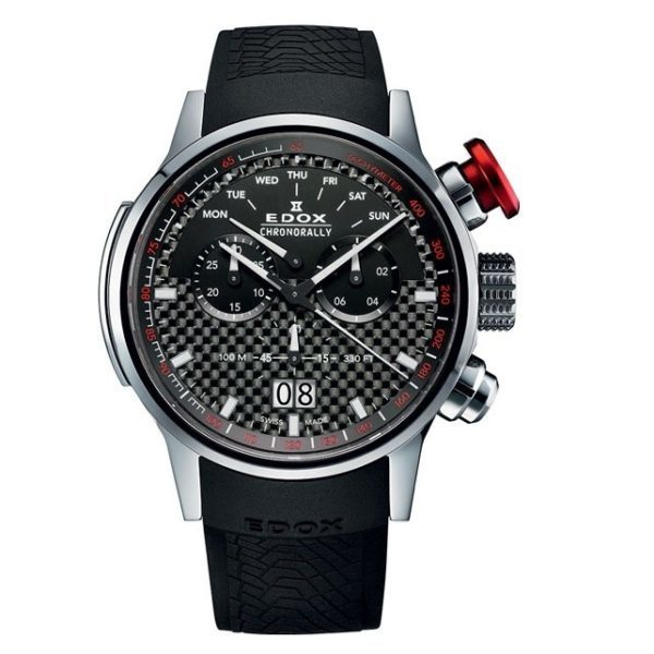 Часы Edox 38001-TINNIN Chronorally Фото 1