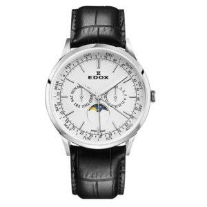 Часы Edox 40101-3CAIN Les Vauberts Complication Фото 1