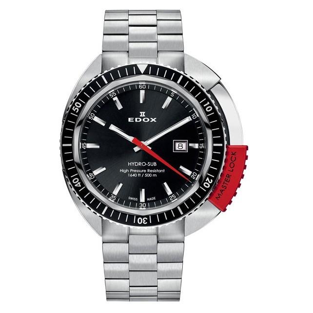 Часы Edox 53200-3NRMNIN Hydro-Sub Фото 1