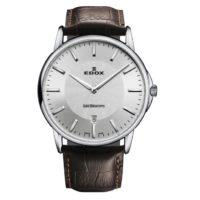 Часы Edox 56001-3AIN Les Bemonts Ultra Slim Фото 1