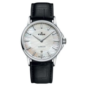 Часы Edox 57001-3NAIN Les Bemonts Ultra Slim Фото 1