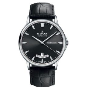 Часы Edox 83015-3NIN Les Bemonts Day Date Automatic Фото 1