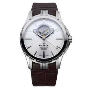 Часы Edox 85008-3AIN Grand Ocean Automatic Open Heart Фото 1