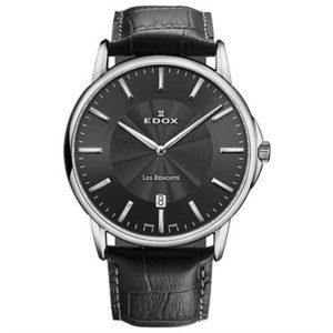 Часы Edox Les Bemonts 56001-3GIN Фото 1