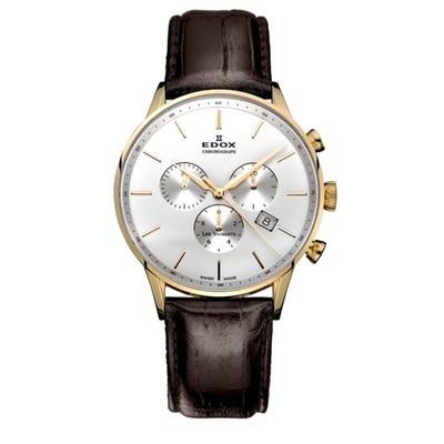 Часы Edox Les Vauberts 10408-37JAAID Фото 1