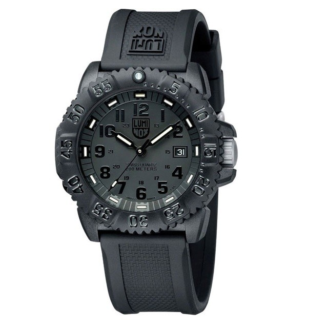 Luminox XS.3051.BO.1 Evo Seal Blackout Series Фото 1
