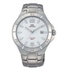 Orient UN81001W Titanium