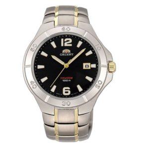 Orient UN81002B Titanium