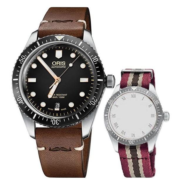 Oris 733-7707-40-84LS Divers Фото 1
