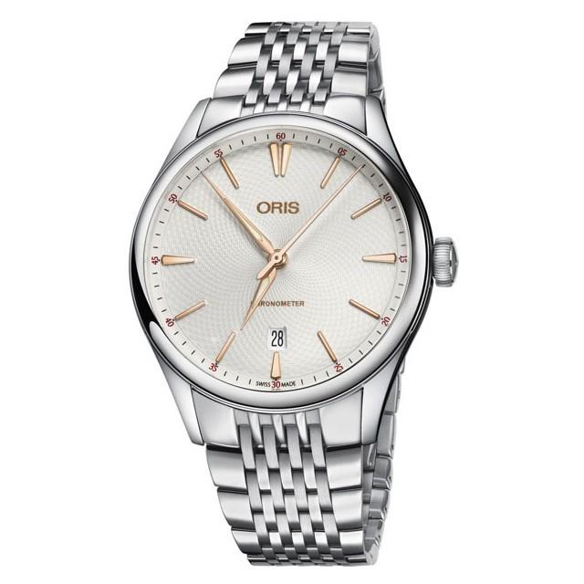 Oris 737-7721-40-31MB Artelier Chronometer Фото 1
