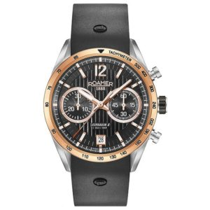 Roamer 510.902.39.54.05 Superior Chrono II Фото 1