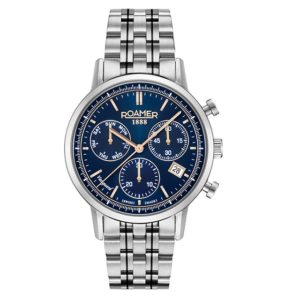 Roamer 975.819.41.45.90 Vanguard Chrono II Фото 1