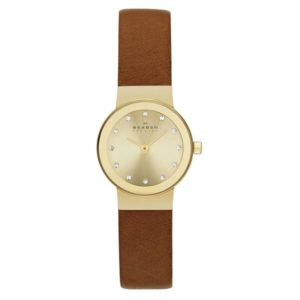 Skagen SKW2175 Freja Two-Hand Leather Фото 1