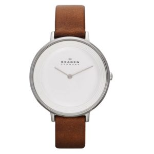 Skagen SKW2214 Ditte Leather Фото 1