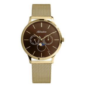 Adriatica A1274.111GQF Moonphase for him Фото 1