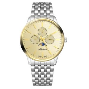 Adriatica A8262.2111QF Moonphase for him Фото 1
