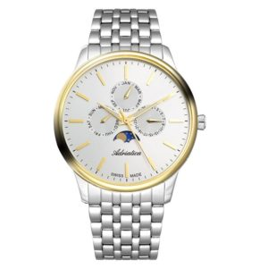 Adriatica A8262.2113QF Moonphase for him Фото 1